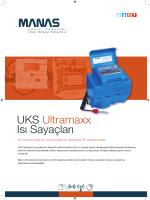UKS Ultramaxx Isı Sayaçları