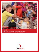 EKİM 2014 - Türk Kızılayı