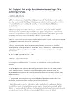 T.C. Dışişleri Bakanlığı Aday Meslek Memurluğu Giriş Sınavı Duyurusu