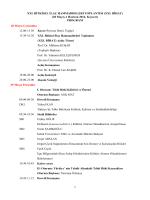 XXI. BİHAT - bihat 2014 kayseri