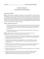 Namık Kemal Üniversitesi Önlisans-Lisans Özel - E