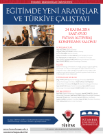 EgitimCalistayi copy - İstanbul Kemerburgaz Üniversitesi