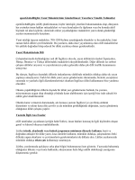 openGlobalRights Yanıt Makalelerinin