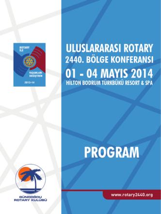 2013 konferans programı.FH11