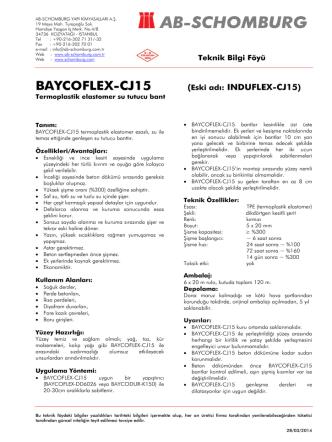 BAYCOFLEX-CJ15 - ab