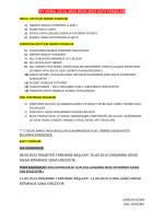 TFF MERAL-CELAL ARAS SPOR LİSESİ KAYIT EVRAKLARI 08.09