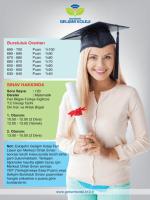 8.sınıf bursluluk sınıavı - Eskişehir Gelişim Koleji