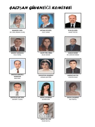 çalışan güvenliği komitesi
