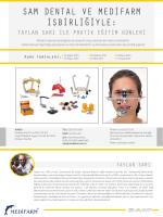 Taylan Sarı ile SAM Artikülatör ve Facebow sistemleri