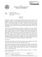 Dahilde İşleme İzin B - T.C. Gümrük ve Ticaret Bakanlığı