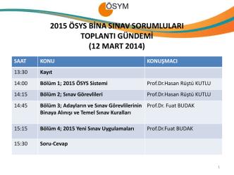BU LİNK - ÖSYM Adana İl Sınav Koordinatörlüğü
