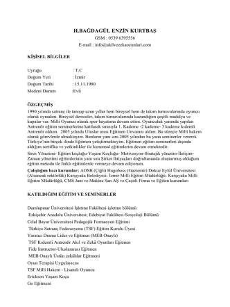 cv incele - 64 Kare Satranç Ülkesi Akil ve Zeka Oyunları Bilişim