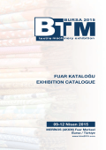 FUAR KATALOĞU EXHIBITION CATALOGUE