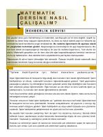 Müdürlüğümüzün konu ile ilgili 16/03/2015 tarih ve 2885924 sayılı