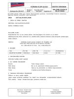 MMEEM307 Kontrol Sistemleri Sınav Sonuçları