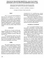 Tam Metin (PDF) - Turkish Journal of Urology