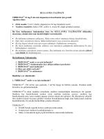 KULLANMA TALĐMATI TRĐBUDAT 24 mg/5 ml oral