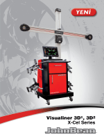 Visualiner 3D1, 3D2 X-Cel Series