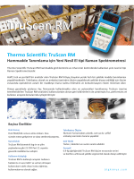 Thermo TRUSCAN RM1 REVIZE