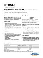 MasterRoc® MP 355 1K