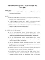 Tanı Yöntemleri Çalışma Grubu 2014