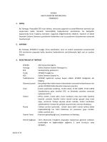 Kalite Denetim Sistemi Yönergesi R1