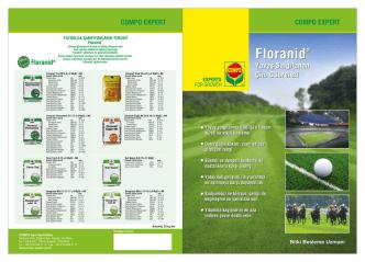 Compo Floranid 2013cc