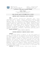NWSA-Fine Arts Status : Original Study ISSN: 1306