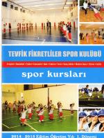 TEVFİK FİKRETLİLER SPOR KULÜBÜ 2014