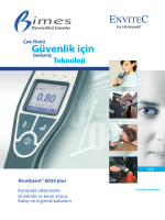 AlcoQuant 6020plus katalog - Alkolmetre