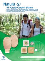 Natura® + ürün broşürü