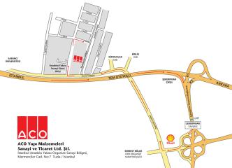 ACO Yapı Malzemeleri Sanayi ve Ticaret Ltd. Şti.