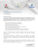 Transist 2014 7.Uluslararası Ulaşım Teknolojileri Sempozyumu ve