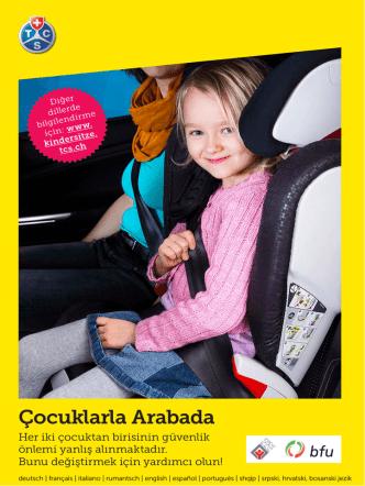 Çocuklarla Arabada