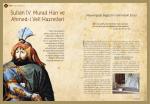Sultan IV. Murad Han ve Ahmed-i Velî Hazretleri
