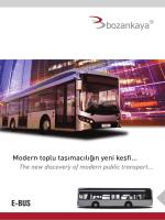 E-bus brosur (ing-turkce).indd