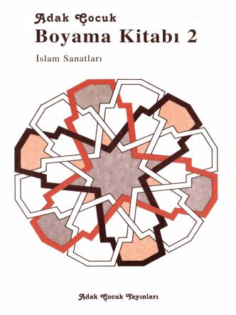 Boyama Kitabı 2 - Adak Çocuk Dergisi