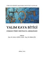 Türk Dillerinde Topluluk ve Grup Çoğulu Bildiren Morfemler