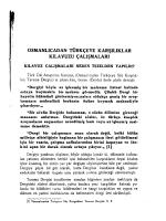 Osmanlıcadan Türkçeye Karşılıklar Kılavuzu Çalışmaları