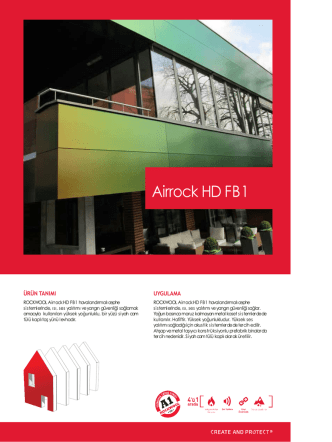 Airrock HD FB 1