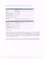18.11.2014 Kayıtlı Sermaye Tavan ve Süre