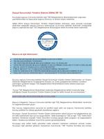 Sosyal Sorumluluk Yönetim Sistemi (IQNet SR 10)