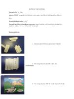 MATERYAL TANITIM FORMU Materyalin Adı: Açı Bulur