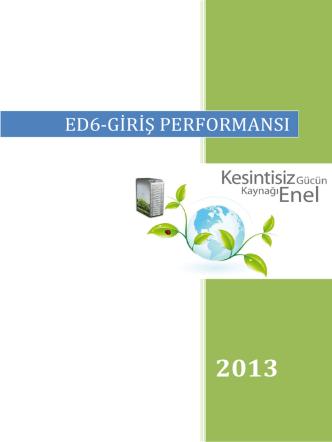2013 - Enel Enerji Elektronik