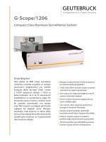 G-Scope/1206 - GEUTEBRÜCK GmbH
