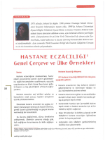 Hastane Eczacılığı - Türk Eczacıları Birliği E