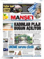 Akdeniz Manşet