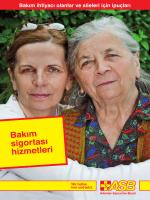 Bakım defteri (Pflegetagebuch)