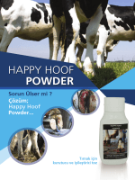HAPPY HooF PowDER - Hasat Veteriner Ecza Deposu