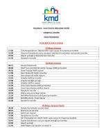 KMD Polonya-Avusturya Tur Programı 27-30 Mayıs